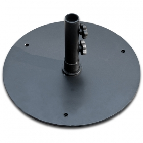 50lb Steel base BLACK