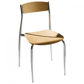 Almalfi SC Wood Seat & Back