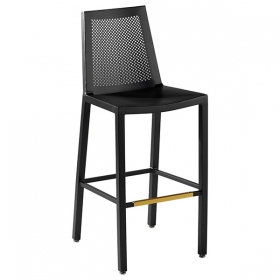 Bellagio Barstool Mesh Back
