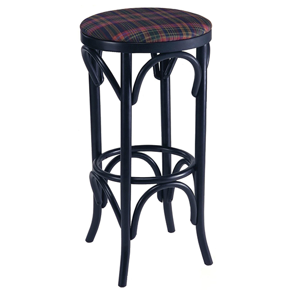 Bentwood backless BS uph seat
