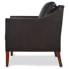 Carlyle lounge chair side view