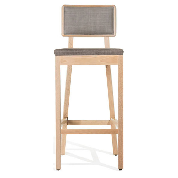 Cellini barstool uph seat & back