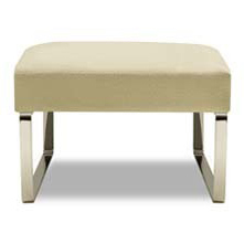 Cleft Ottoman
