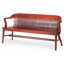 Courthouse Bench-Garnet large
