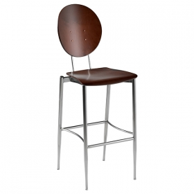 Dubri Barstool Circle Back