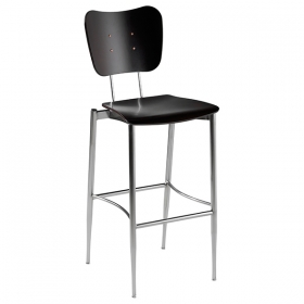 Dubri Barstool Rectangle Back