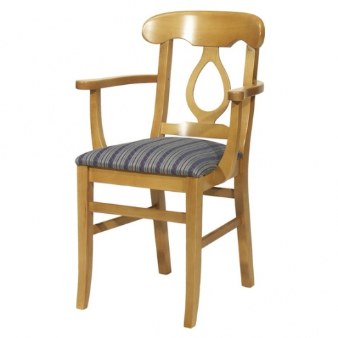 Farmer arm chair