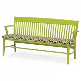 Hamilton Bench Magarita Green