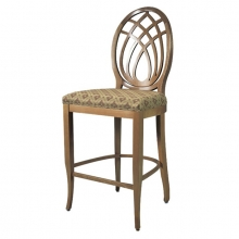 Lalique Barstool