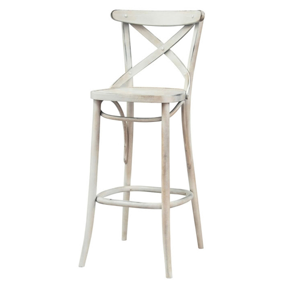 Lucca Barstool weathered
