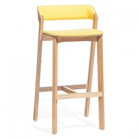 Madina barstool uph seat and back
