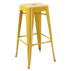 Mantis Backless Barstool Marigold