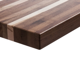 Maple Nut (maple & walnut) Butcher Block