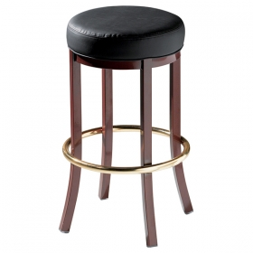 Messina backless barstool