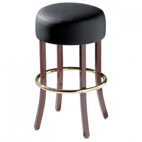 Napoli backless barstool