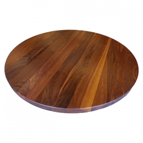 Natural Walnut Plank Top