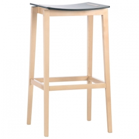 Nolana backless barstool