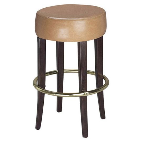 Olivia Backless barstool