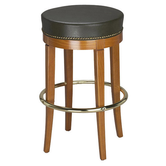 Paragon Backless barstool
