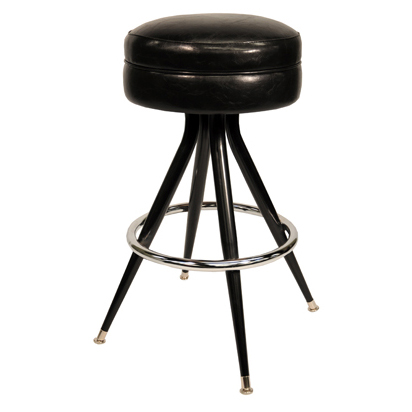 Phoenix Backless Barstool