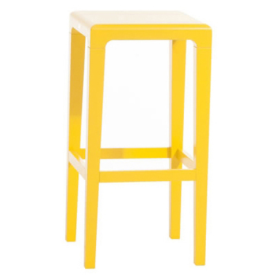 Sofie Bear Backless counter stool