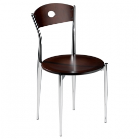 Toscano SC Wood Seat & Back With Accent
