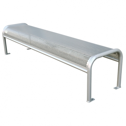 Valles backless bench