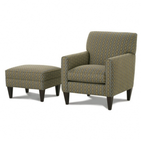 Vantage Lounge Chair & Ottoman