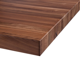 Walnut Butcher Block Original Color