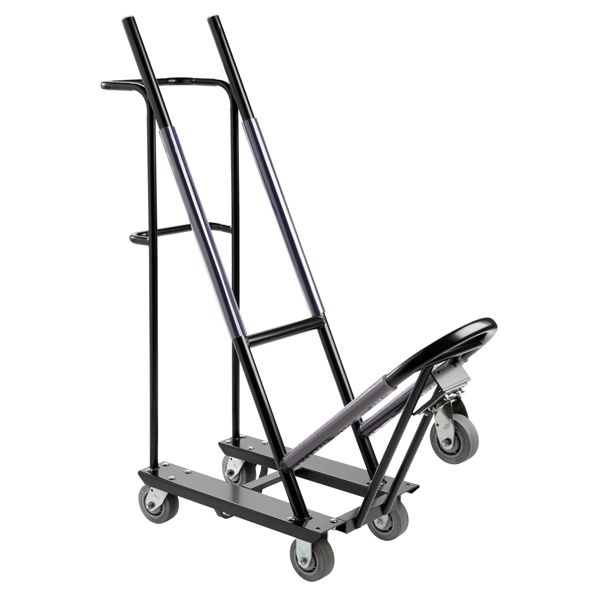 heavy duty 5-wheel hand truck #014